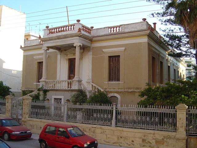 Έπαυλις Ζυγομαλά-Λιβανού