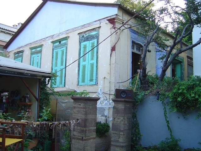 Η οικία Βοτσάνη, στη Μπέλλα Βίστα