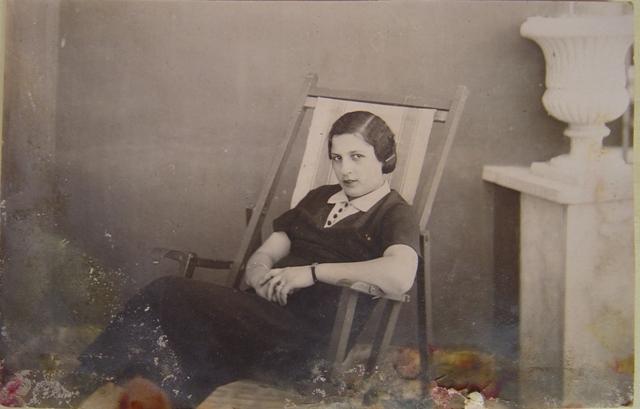Η Αλεξάνδρα John Καλουτά (1915-2006)