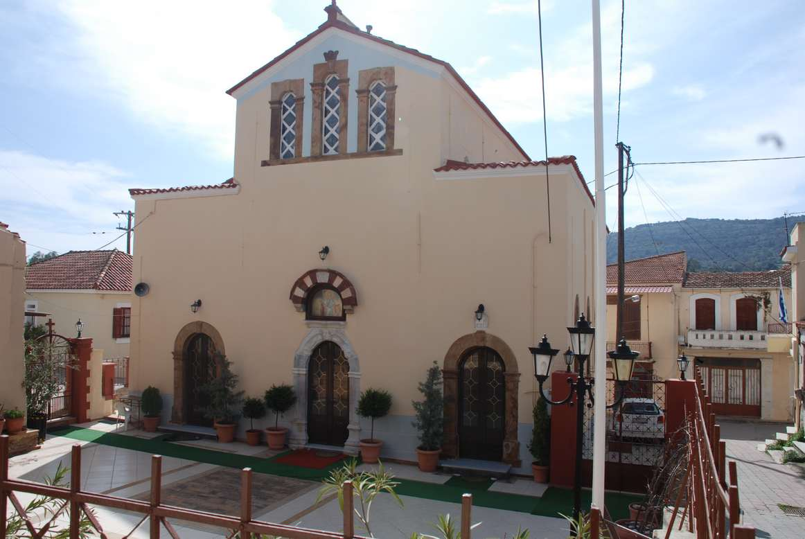 Ναός Αγίου Νικολάου (χωριοεκκλησιά)
