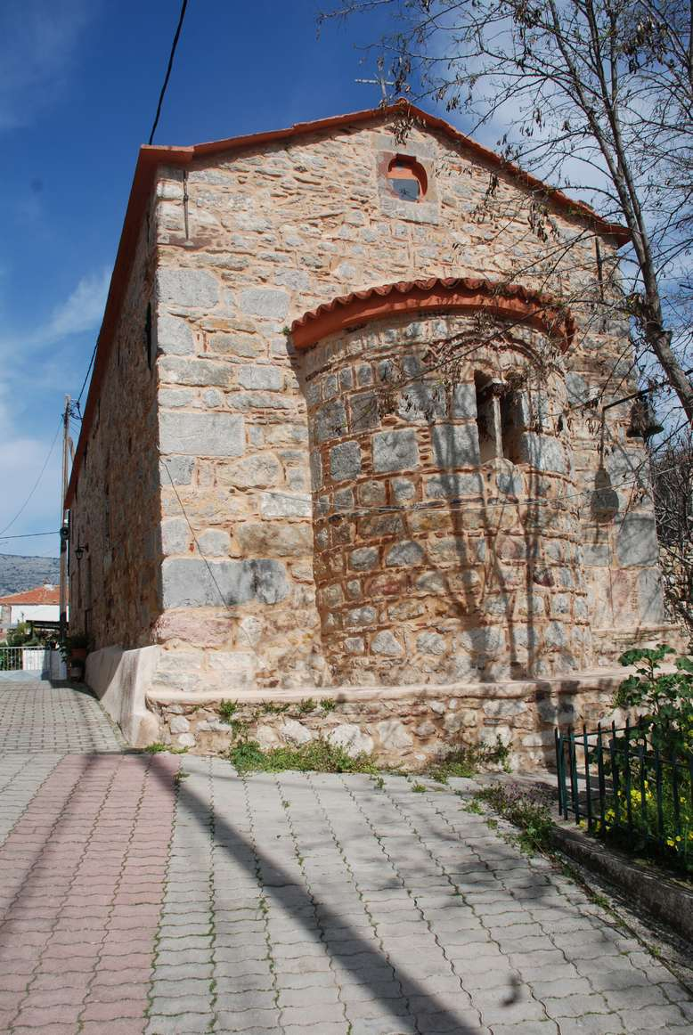 Ναός Αγίου Ιωάννου Θεολόγου