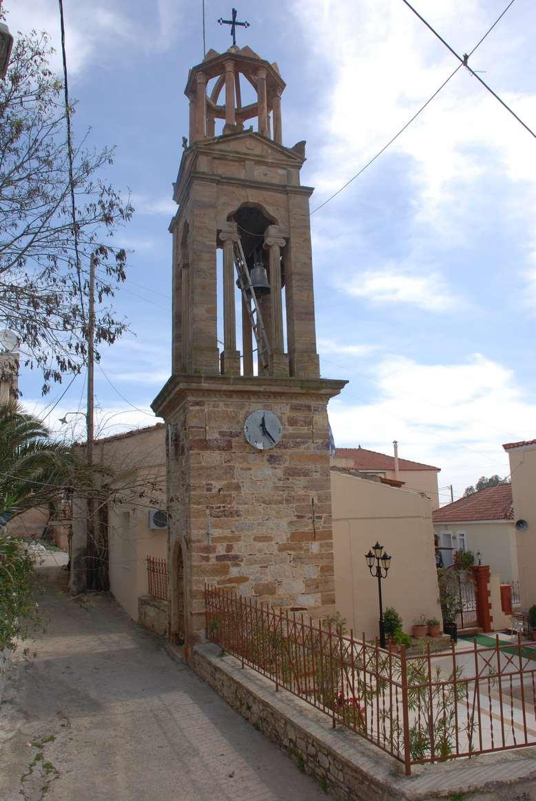 Το κωδωνοστάσιο του Αγίου Νικολάου