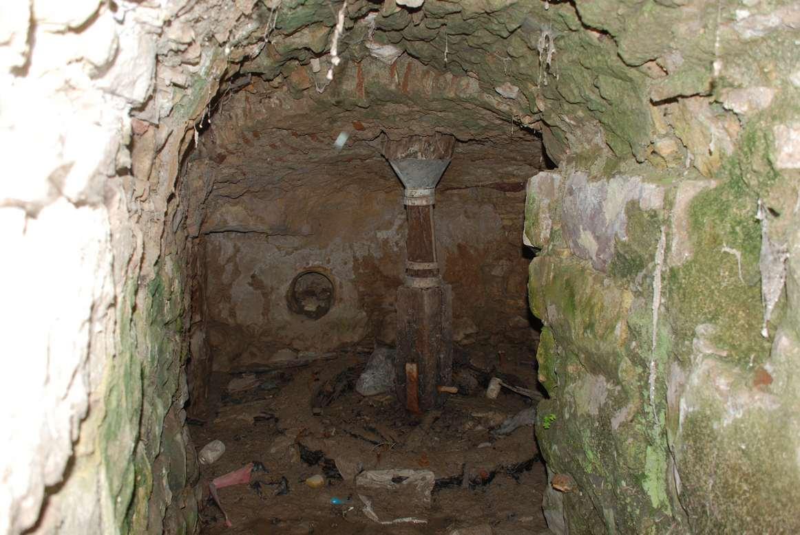 Εσωτερικό νερόμυλου