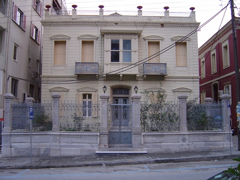 Οικία Ανδρεάδη στο Βουνάκι της Χώρας