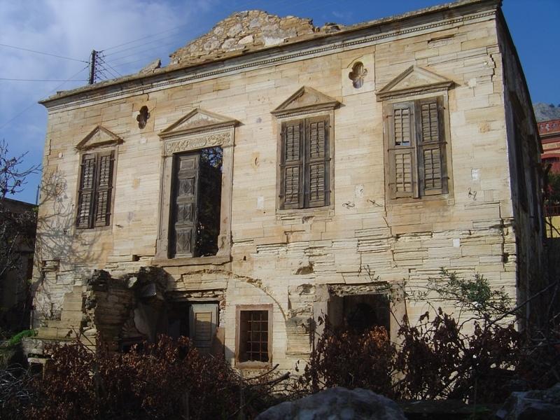 Οικία Γεώργαλου στον Βροντάδο
