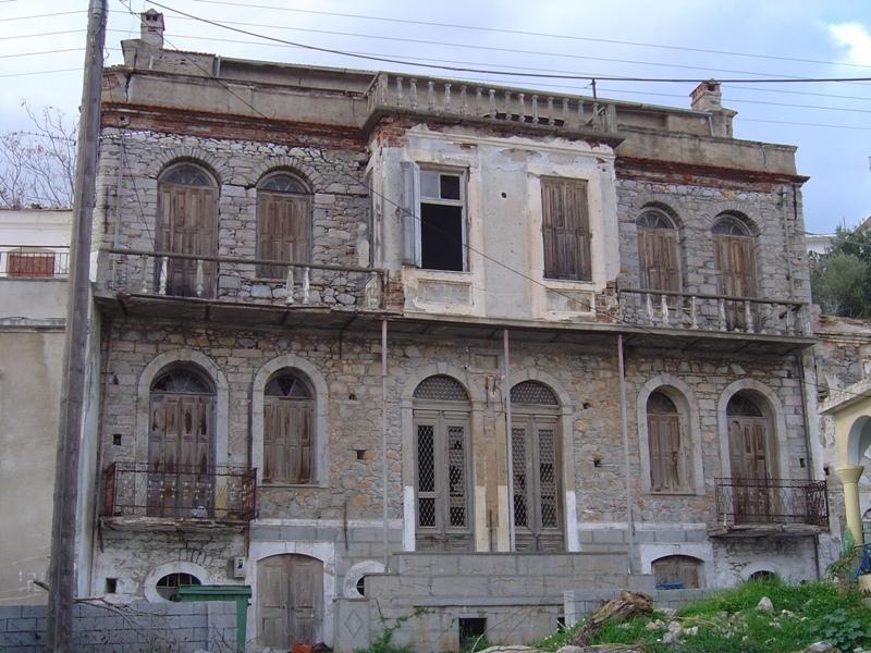 Οικία Περιβολάρη στα Καρδάμυλα