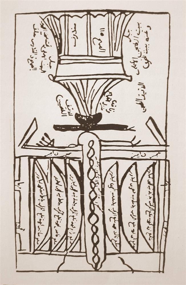 Σχέδιο Περσικού ανεμόμυλου (οριζόντια φτερωτή)