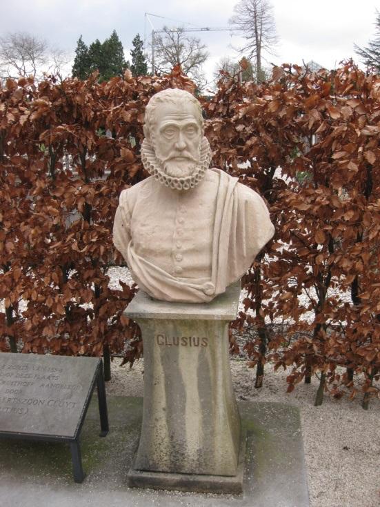Κάρολος Κλούσιος, 1526 - 1609
