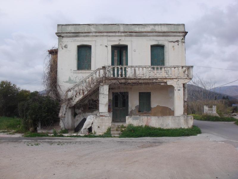 Οικία Γάγκα, οδός Κωνσταντίνου Γέρακα 5