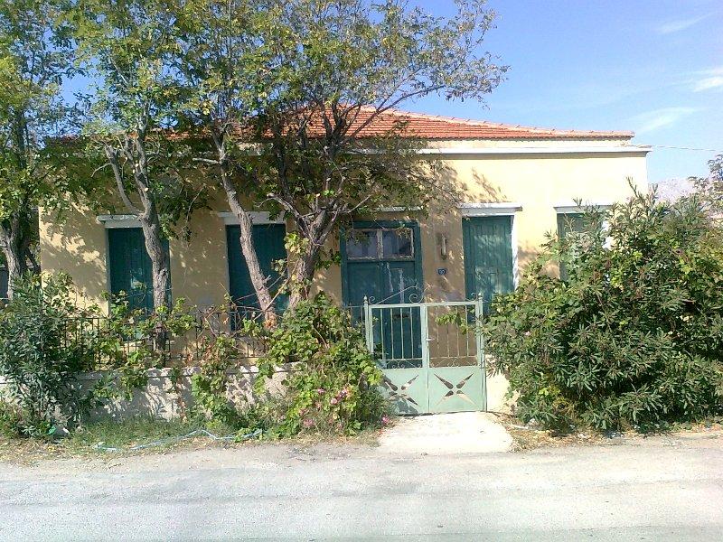 Οικία Φραγκάκη, λεωφόρος Ενώσεως 80