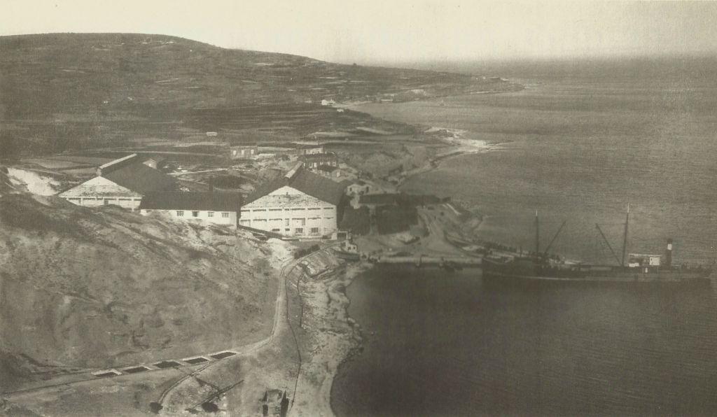 Γενική άποψη Φωτογράφος Ι. Τσίμας, ιδιωτικό αρχείο., Πηγή Κ.Χ.Μ Πελινναίο