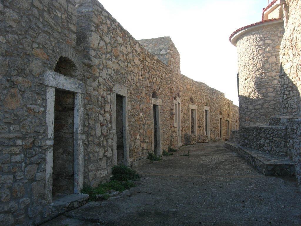 Μονή Αγίου Γεωργίου, Πυργί