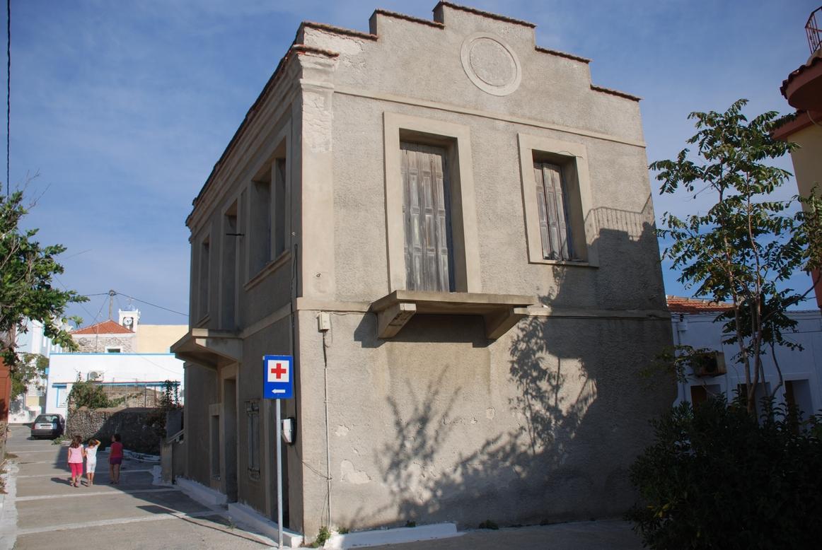 Νησιώτικη οικία