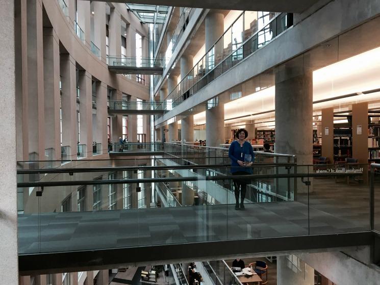Δημοτική Βιβλιοθήκη Βανκούβερ