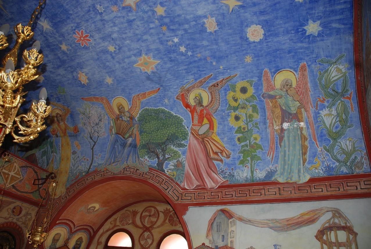 Οι Άγγελοι νότιας πλευράς