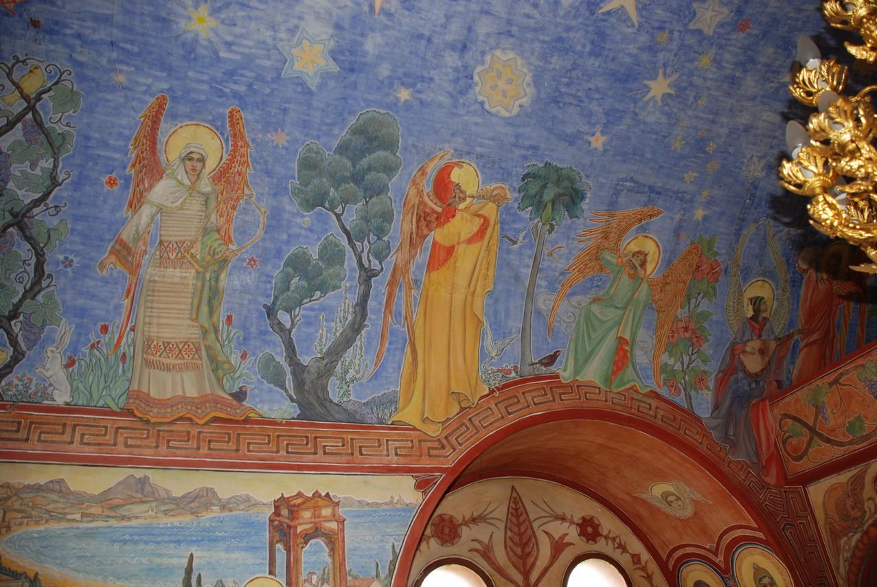 Οι Άγγελοι βόρειας πλευράς